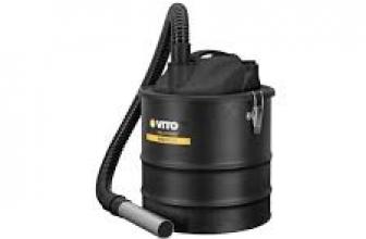 Aspirateur de cendres VITO 1200W 18L + 2 Filtre HEPA Barbecues Poêles Jusqu'à 50°C Souffleur Auto nettoyage du filtre: J'ai testé pour vous + PHOTOS