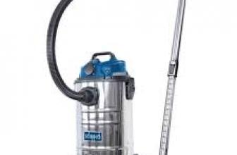 Aspirateur eau et poussière SCHEPPACH 30L – 1400W – ASP-ES: J'ai testé pour vous + PHOTOS