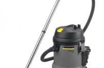 Aspirateur eau et poussières professionnel 27L 1380W NT 27/1 KÄRCHER : J'ai testé pour vous + PHOTOS