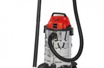Einhell Aspirateur eau et poussière TC-VC 1930 S, 1500W – 2342188 : J'ai testé pour vous