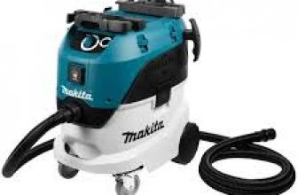Makita VC4210L Aspirateur tout usage / aspirateur de construction – 1200W – Classe L – 42L: J'ai testé pour vous + PHOTOS